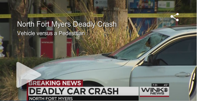 Deadly crashes take place in Southwest Florida over the weekend