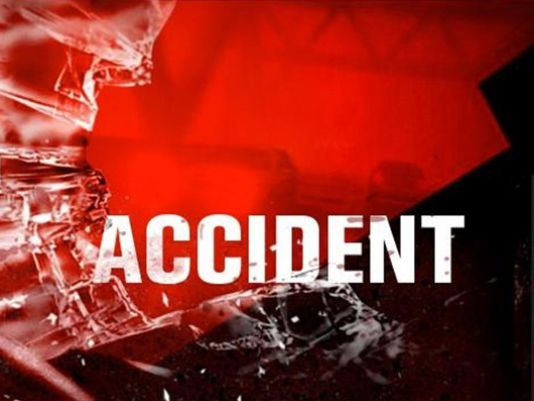 Motorcyclist killed after accident throws him over bridge