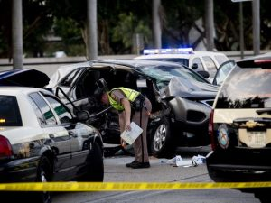 Two people were killed and their spouses are hospitalized in a crash in south Fort Myers. Click on the image to read the news-press.com report.