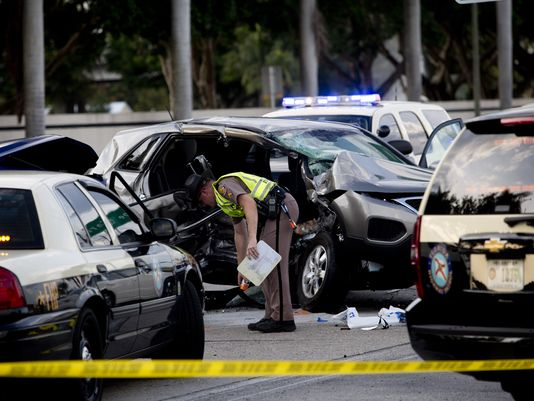 Two Cape Coral residents killed in crash; spouses hospitalized