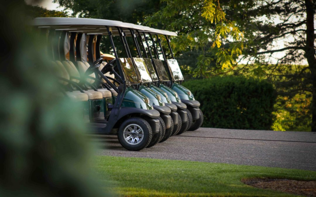 Golf Cart Safety Tips